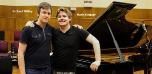 clarinettist Mark Simpson, and pianist Richard Uttley