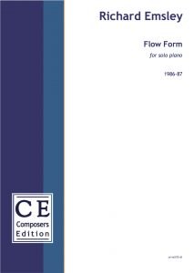 Richard Emsley Flow Form