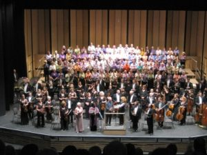 Open University Choir and Orchestra