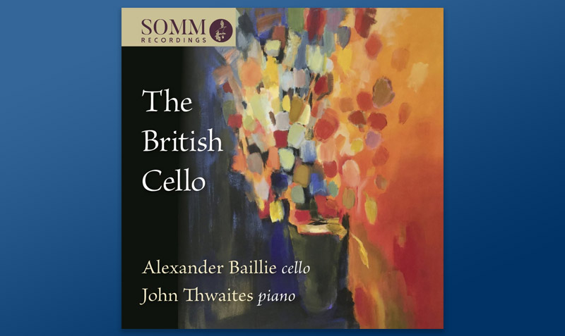 The British Cello CD