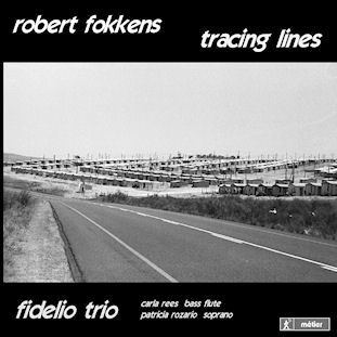 Rob Fokkens Tracing Lines