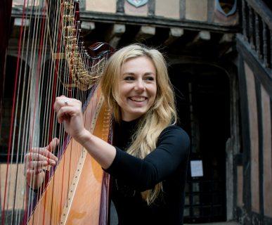 Fran Barsby Harp