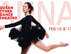 Anna Susan Tynek Dance Theatre Aleksandra Vrebalov