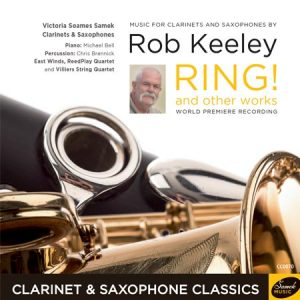 ROB KEELEY – RING! AND OTHER WORKS