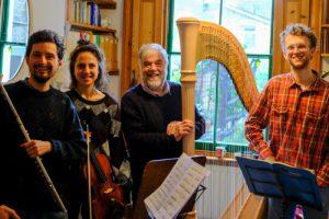Stephen Roberts and Pelleas Ensemble