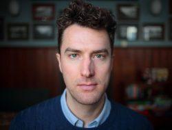 Mark Bowden Photo © Kate Benjamin & Rob Orchard