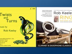 Rob Keeley CD Releases