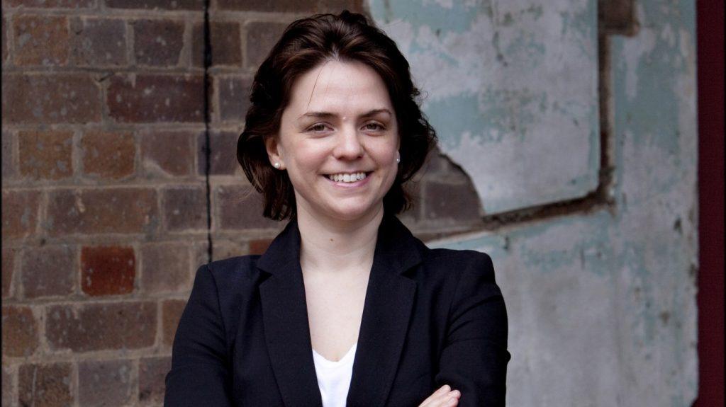 Composer Jane Stanley
