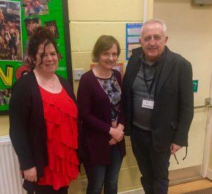 Dorothy Gates, Liz Lane & Bramwell Tovey