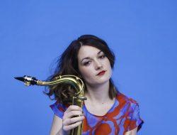 TRISH CLOWES Saxophonist & Composer