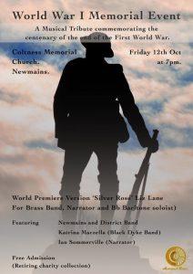 World War I Memorial Concert