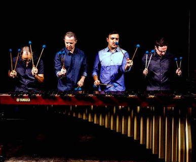 Los Angeles Percussion Quartet