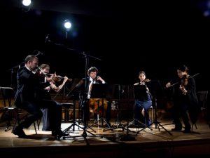 Amaryllis Quartett & Barbara Buntrock