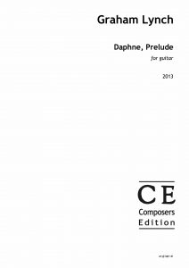 Graham Lynch Daphne, Prelude for guitar