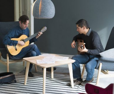 Jose Casallas & Rody van Gemert