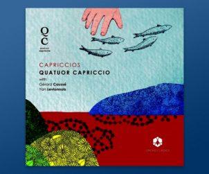 Capriccios Quatour Capriccio featuring Rob Fokkens Capriccio Variations