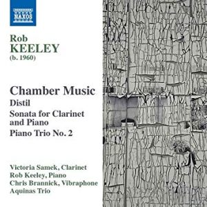 Rob Keeley Chamber Music CD