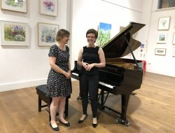 Liz Lane and Clare Hammond