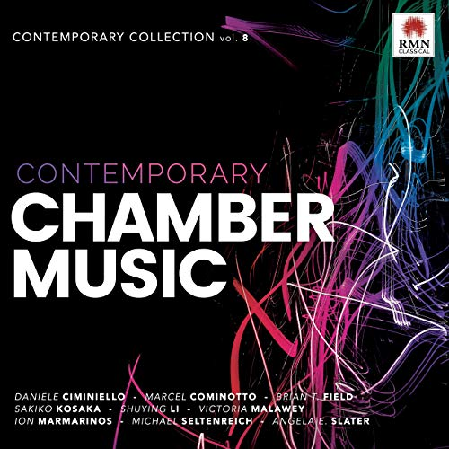 Contemporary Collection, Vol. 8: Contemporary Chamber Music Various artists