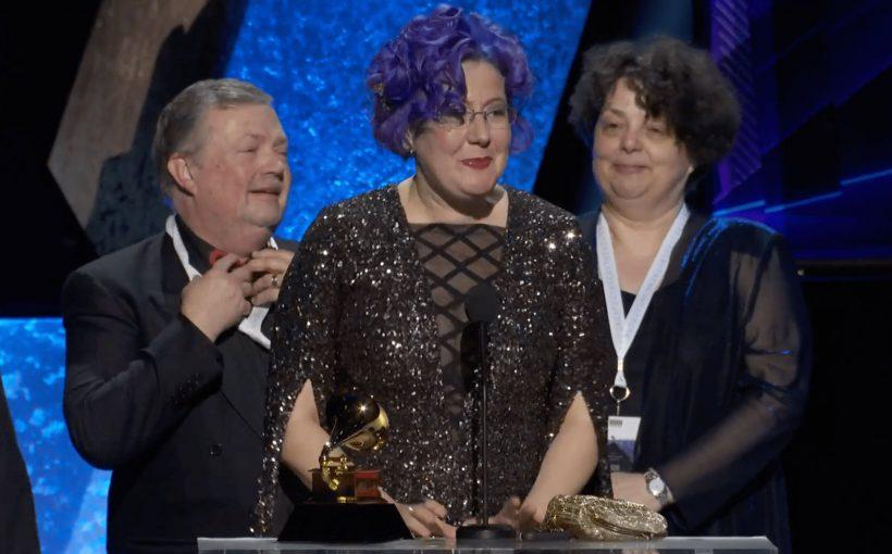Nadia Shpachenko Grammy