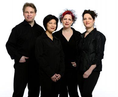 Quatuor Bozzini, Photo: Michael Slobodian