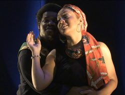 Manna KnJoi Oko (soprano), Christopher Lilley (tenor) performing Imoinda