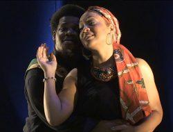 Manna KnJoi Oko (soprano), Christopher Lilley (tenor) performing Imoinda
